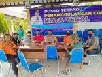 Kegiatan PPKM Mikro Kelurahan Margadana